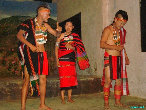 Asang Eina Aton, a Tangkhul folk play