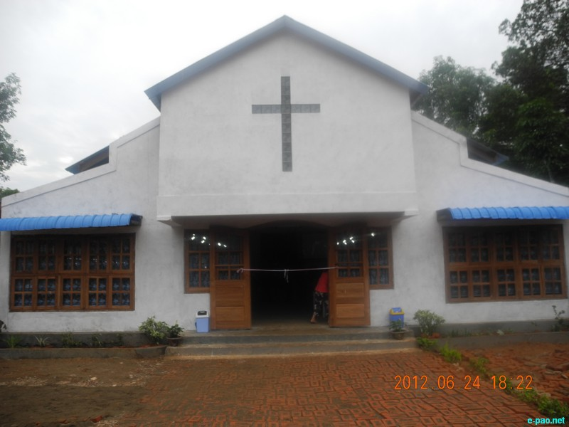 Laymen's Evangelical Fellowship center at Moreh