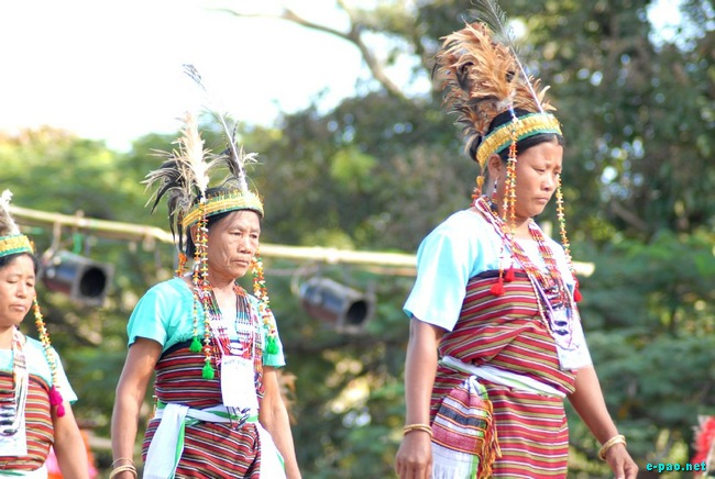 Kut Celebration 2009 - Imphal, Manipur :: 1st Nov 2009