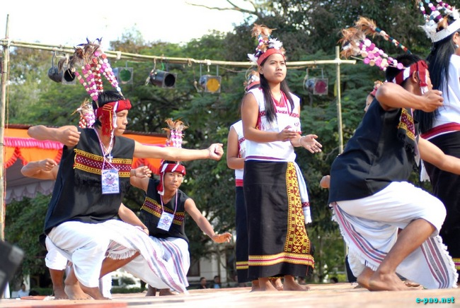 Kut Celebration 2009 - Imphal, Manipur :: 1st Nov 2009