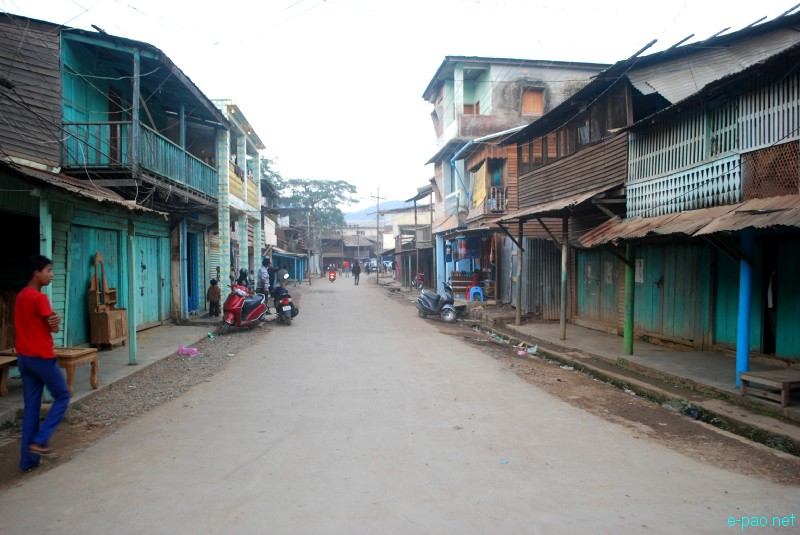 Moreh - Border Town between Manipur and Myanmar :: December 2012