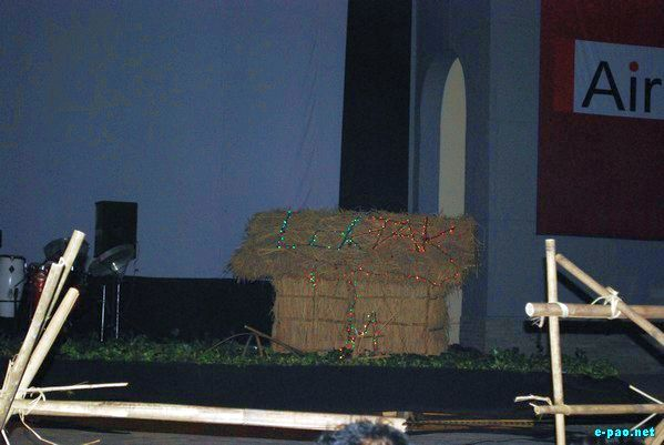Ranbir Thouna's Loktak music concert :: 10th April, 2009