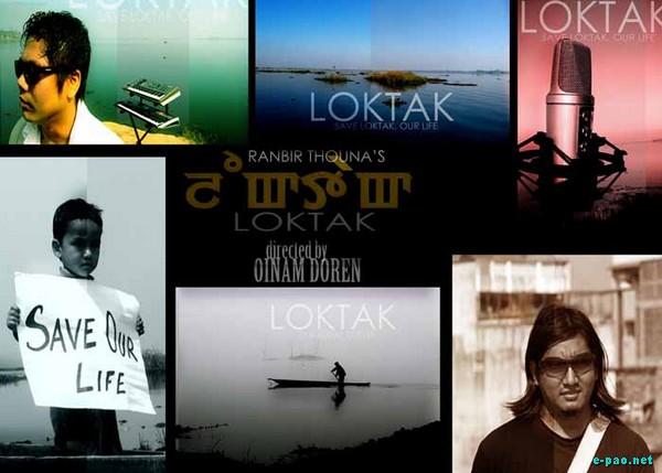 Ranbir Thouna & Oinam Doren's Loktak Video gallery :: 2009