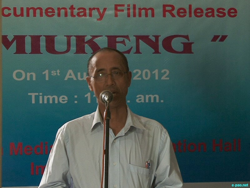 'Miukeng' - A documentary film Jhum cultivation effect to the hill people :: 01 August 2012