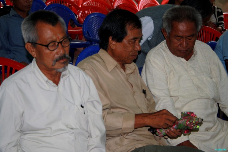 All Manipur Working Journalists Union (AMWJU) 39th Foundation day at Manipur Press Club, Imphal :: 16 September  2012