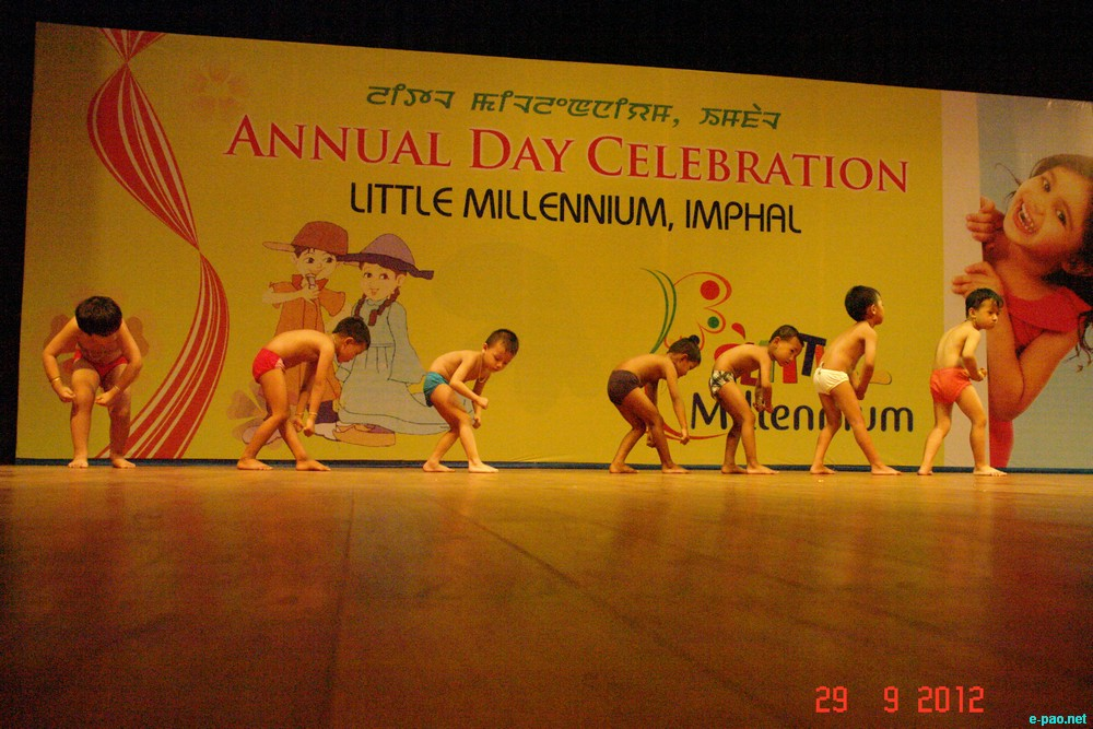 3rd Annual Day celebration of Little Millennium held at