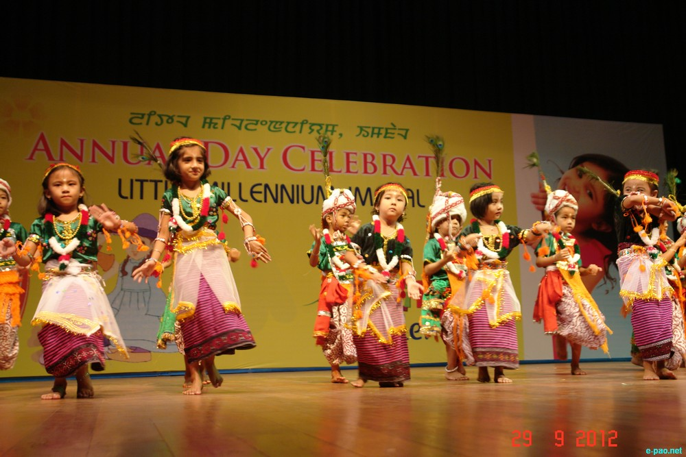 Annual day celebration in school essay