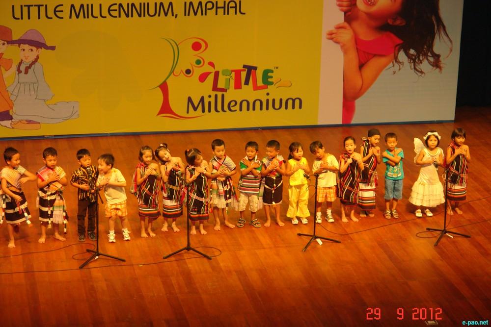 Little School Kids Kids of Little Millennium