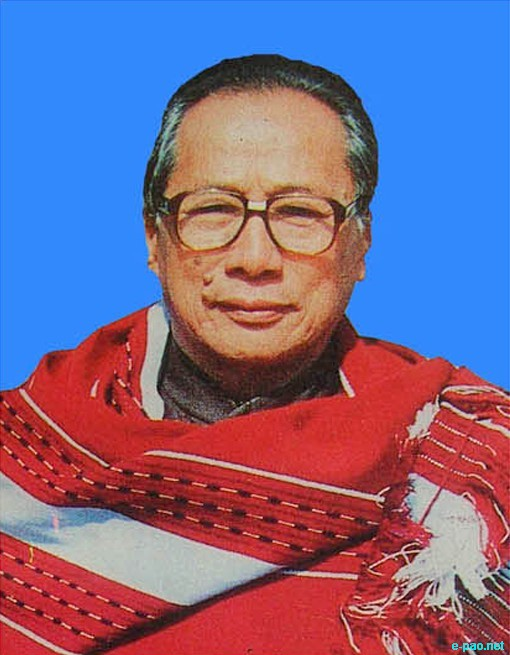 Rishang Keishing : Chief Ministers of Manipur