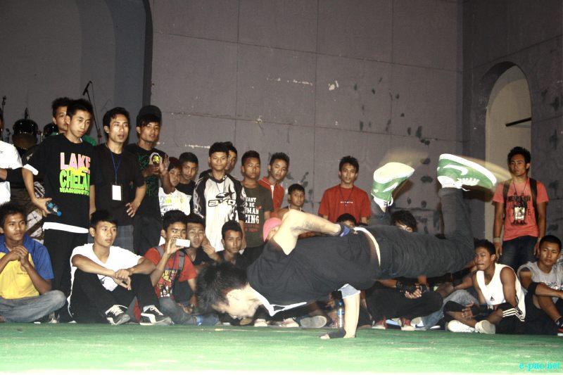 2nd Day of X Jam NE India Tour 2012