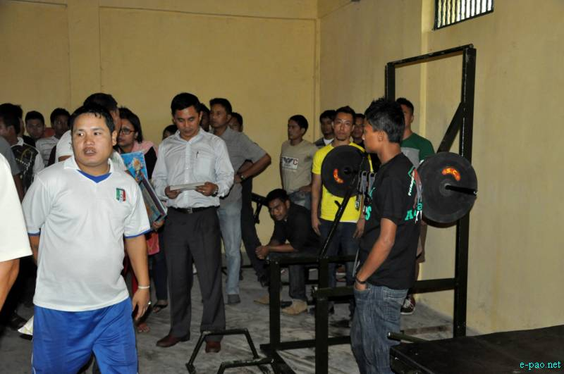 Animal Gym and SWA presented gym equipment for Opening a Gym at Central Jail Sajiwa :: July 15 2021