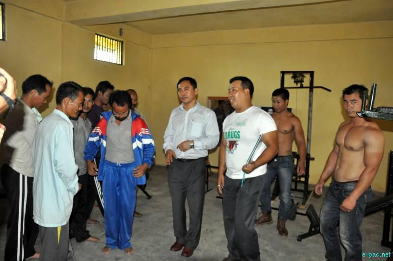 Gym and aol at sajiwa jail refreshing change tse