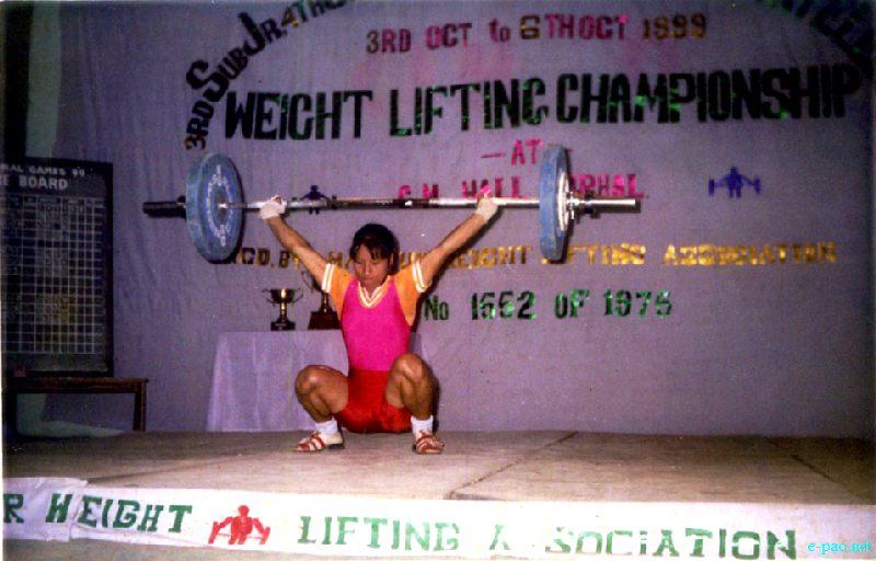 Ngangbam Soniya Chanu :: Manipur Olympic Dreams 2012 London