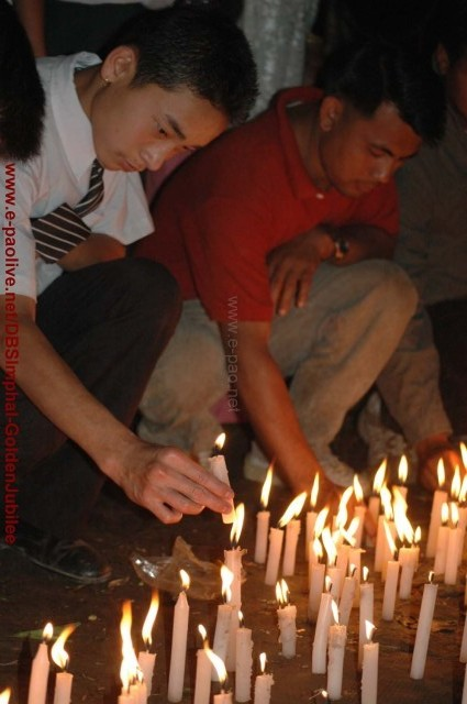 Global Candle Light Vigil for Dr Kishan :: 05 Apr 2009
